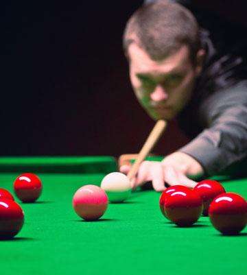 Jouez au Snooker